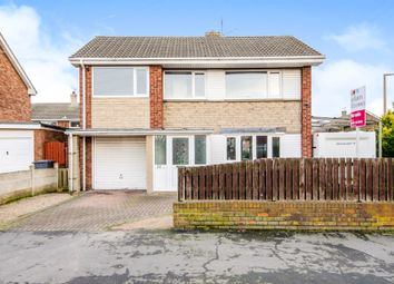 Thumbnail 3 bed detached house for sale in Abbey Road, Dunscroft, Doncaster
