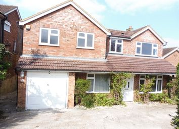 Thumbnail 5 bed detached house for sale in Tancred Road, High Wycombe