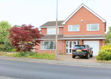 Thumbnail 5 bed detached house for sale in Beech View Road, Kingsley, Frodsham