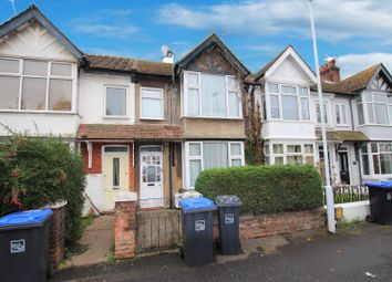 Thumbnail 4 bed terraced house to rent in Pavilion Road, Broadwater, Worthing