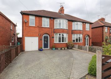 Thumbnail 5 bedroom semi-detached house for sale in Clowne Road, Barlborough, Chesterfield