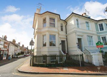 Thumbnail 1 bedroom flat to rent in Claremont Road, Tunbridge Wells