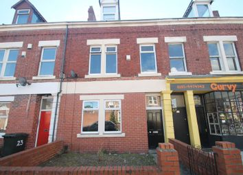 Thumbnail 7 bed terraced house for sale in Heaton Hall Road, Heaton, Newcastle Upon Tyne