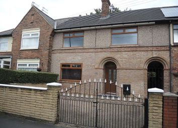 Thumbnail 3 bed terraced house for sale in Queens Drive, West Derby, Liverpool