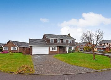 Thumbnail 4 bed detached house for sale in Vincent Drive, Westminster Park, Chester