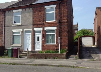 Thumbnail 2 bed semi-detached house to rent in Albert Street, South Normaton, Alfreton