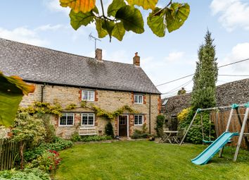 Thumbnail 4 bed semi-detached house for sale in College Square, Longworth, Abingdon