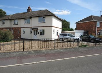 Thumbnail 3 bed semi-detached house for sale in West Avenue, Grantham