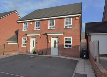 Thumbnail 2 bed semi-detached house for sale in Heathside Drive, Birmingham