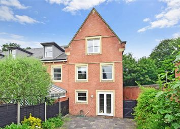 Thumbnail 5 bed terraced house for sale in Reigate Road, Leatherhead, Surrey