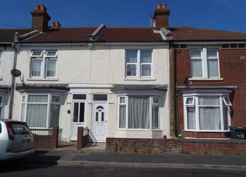 Thumbnail 3 bedroom terraced house to rent in Freemantle Road, Gosport