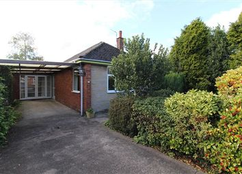 Thumbnail 3 bed bungalow for sale in Yewlands Drive, Preston