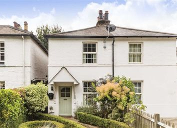 Thumbnail 2 bed semi-detached house for sale in Portsmouth Road, Thames Ditton
