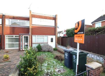Thumbnail 2 bedroom end terrace house for sale in Castle Street, Swanscombe, Kent