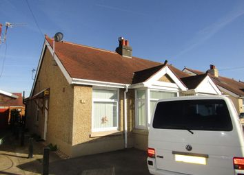 Thumbnail 2 bedroom semi-detached bungalow to rent in Northcroft Road, Gosport