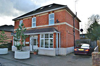 Thumbnail 2 bedroom maisonette to rent in Brockwell House, 31 Lumley Road, Horley, Surrey