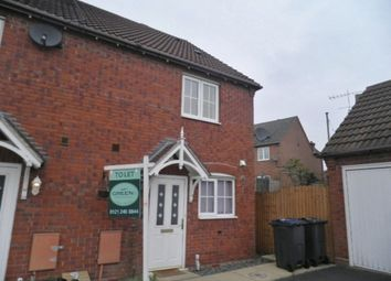 Thumbnail 2 bed terraced house to rent in Combine Close, Four Oaks, Sutton Coldfield