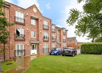 Thumbnail 2 bed flat for sale in Green Court, Huntington, York