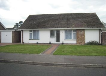 Thumbnail 3 bed detached bungalow to rent in South Lodge, Catisfield, Fareham