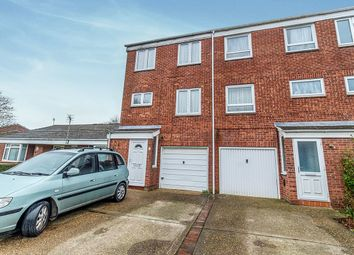 Thumbnail 4 bed terraced house to rent in Kingston Crescent, Lordswood, Chatham