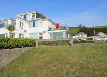 Thumbnail 1 bed flat to rent in Marine Drive, Looe