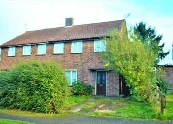 Thumbnail 3 bed semi-detached house for sale in Keynes Road, Cambridge