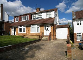 Thumbnail 2 bed semi-detached house for sale in Tempest Avenue, Potters Bar