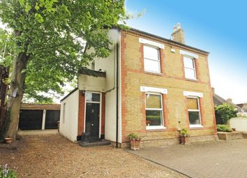 Thumbnail 3 bedroom detached house for sale in Green Street Green Road, Lane End, Dartford