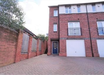 Thumbnail 3 bed town house for sale in St Josephs Gardens, Carlisle