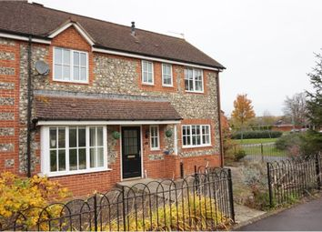 Thumbnail 3 bed end terrace house to rent in Oaklands Avenue, Salisbury