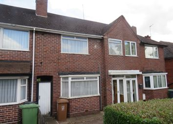 Thumbnail 3 bed terraced house for sale in Raeburn Road, Great Barr, Birmingham