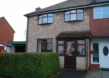 Thumbnail 3 bed semi-detached house for sale in Pershore Road, Middleton, Manchester