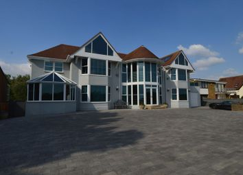 Thumbnail 4 bed detached house for sale in Cliff Road, Hill Head, Fareham