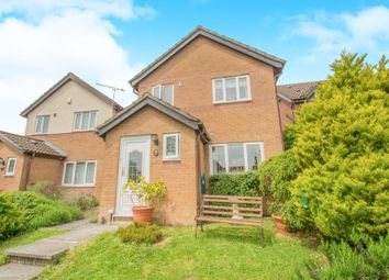 Thumbnail 3 bed detached house for sale in Clos Gwy, Pontprennau, Cardiff
