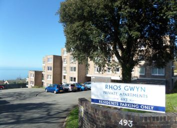 Thumbnail 2 bed flat for sale in Rhos Gwyn, Abergele Road, Old Colwyn