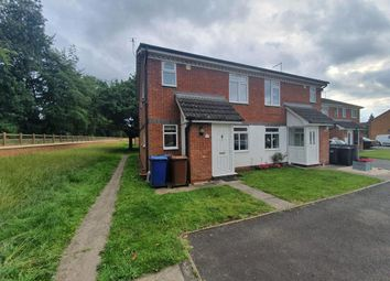 Thumbnail 1 bed maisonette to rent in Fairway, Branston, Burton-On-Trent