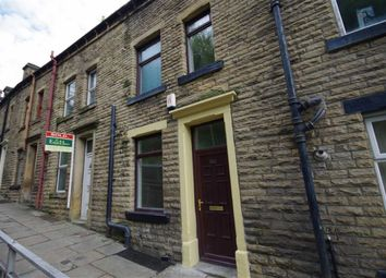 Thumbnail 2 bed terraced house to rent in Salterhebble Hill, Salterhebble, Halifax