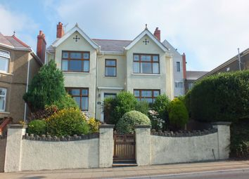 Thumbnail 4 bedroom detached house for sale in The Old Manse, Hamilton Terrace, Milford Haven, Pembrokeshire