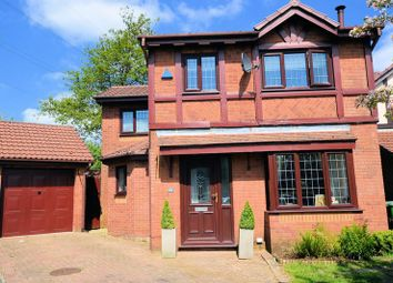 Thumbnail 4 bed detached house for sale in Launceston Road, Radcliffe, Manchester