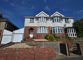 Thumbnail 3 Bed Semi Detached House For Sale In Imperial Walk Knowle Bristol