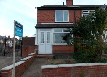 Thumbnail 2 bed property to rent in East Nelson Street, Heanor, Derbyshire