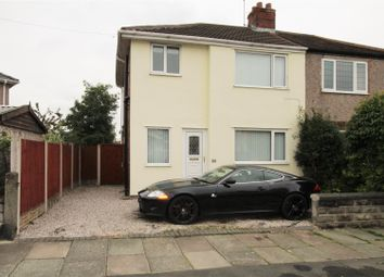 Thumbnail 3 bed semi-detached house for sale in Woodley Road, Maghull, Liverpool