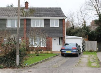 Thumbnail 3 bedroom semi-detached house for sale in Springfield Avenue, Upper Killay, Swansea