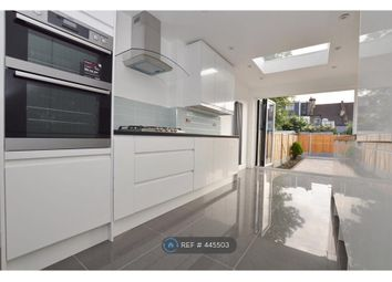 Thumbnail 5 bed terraced house to rent in Nutfield Road, London