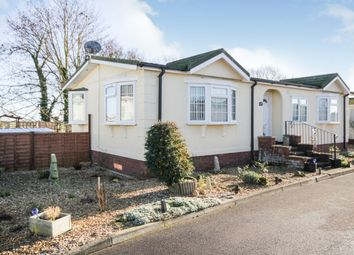 Thumbnail 2 bedroom mobile/park home for sale in Marina View, Dogdyke, Lincoln