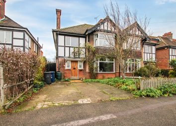 Thumbnail 4 bed semi-detached house for sale in Rustat Road, Cambridge