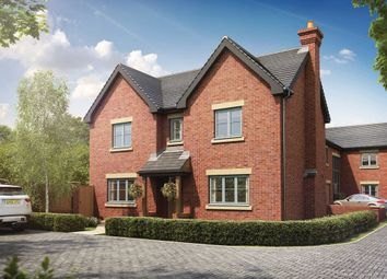 Thumbnail 4 bed detached house for sale in Pear Tree Gardens, Lowry Hill Lane, Lathom, Ormskirk