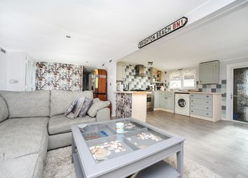 Thumbnail 3 bed mobile/park home for sale in South Coast Road, Peacehaven