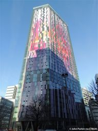 Thumbnail 3 bedroom flat for sale in Pinnacle Apartments, 11, Saffron Central Square, Croydon