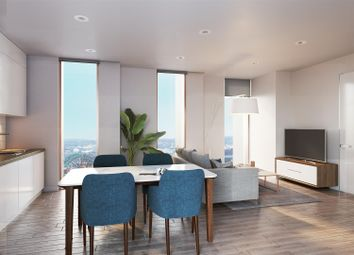 Thumbnail 1 bedroom flat for sale in Hadrian's Tower, City Centre, Newcastle Upon Tyne